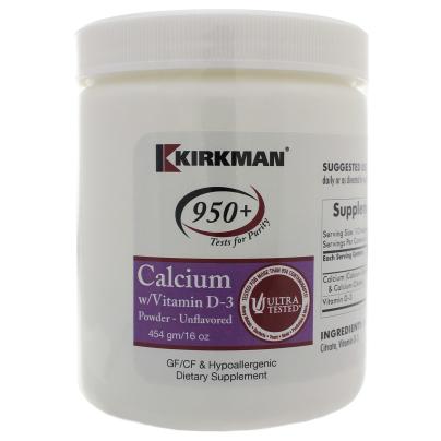 Calcium w/Vitamin D3 product image