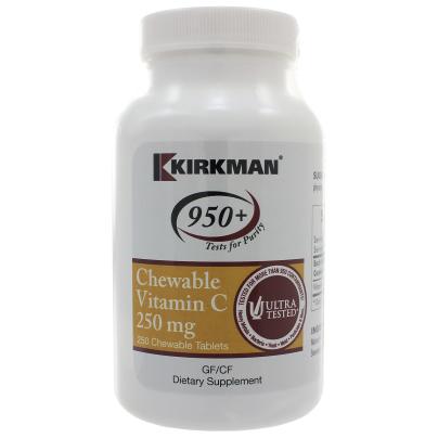 Chewable Vitamin C 250mg product image