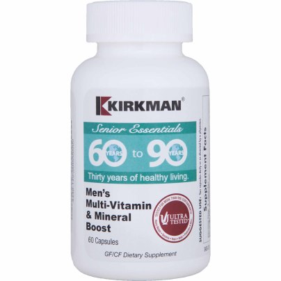 60 to 90 Mens MultiVitamin Mineral Boost product image