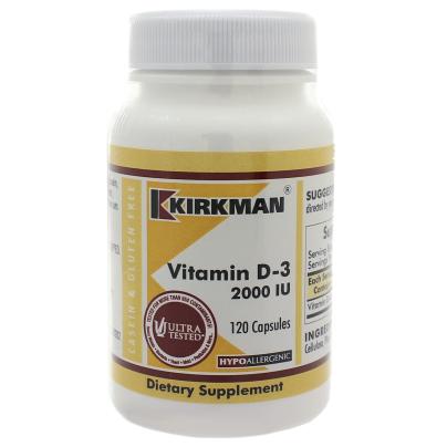 Vitamin D-3 2000 I.U. product image