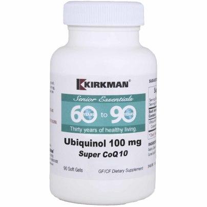 60-90 Super CoQ10 100mg (Ubiquinone) product image