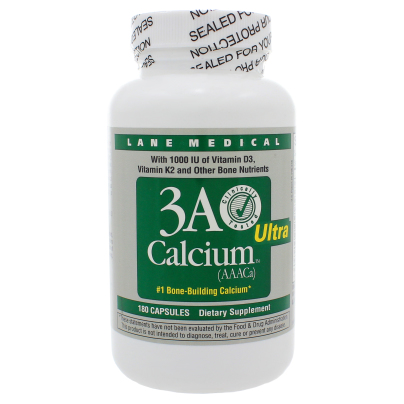 3A Calcium 1000 Ultra - Lane Medical