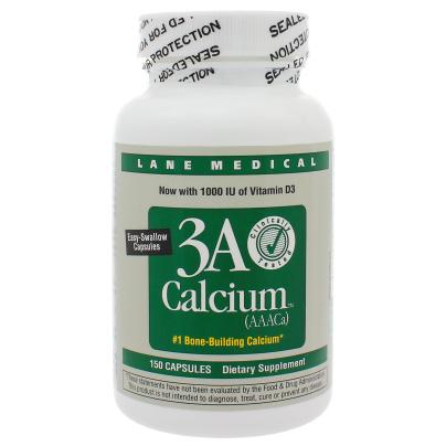 3A Calcium 1000 - Lane Medical
