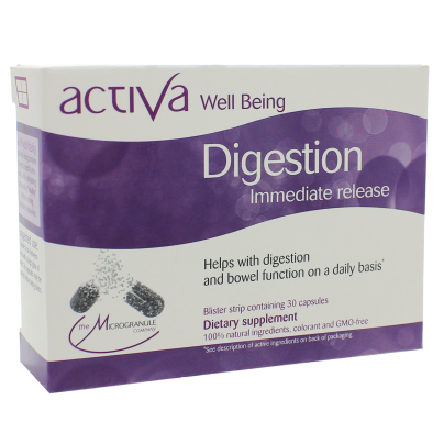 Well-Being Digestion - microgranule - Activa