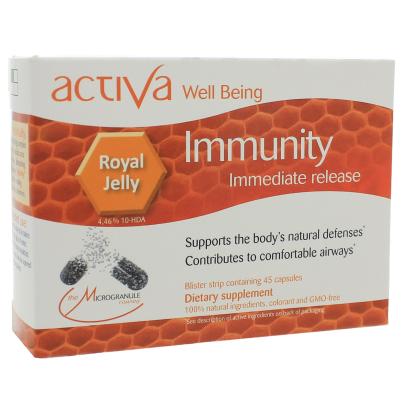 Well-Being Immunity - microgranule - Activa