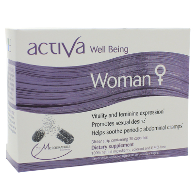 Well-Being Woman - microgranule - Activa