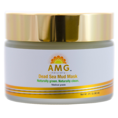 Dead Sea Clay Mask - AMG Naturally