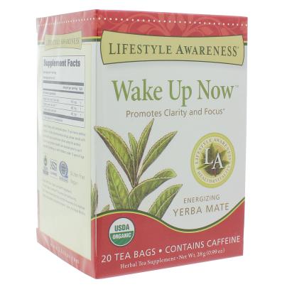 Wake Up Now - Lifestyle Awareness Teas