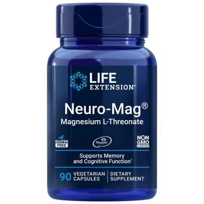 Neuro-Mag Magnesium L-Threonate - Life Extension