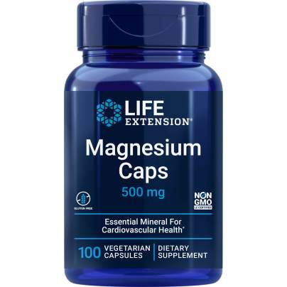 Magnesium Caps product image