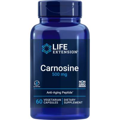 Carnosine 500mg - Life Extension