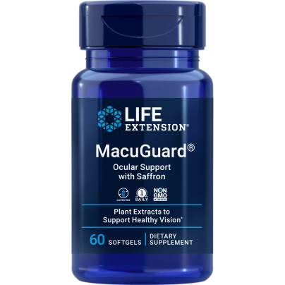 Macuguard® Ocular Support with Saffron product image