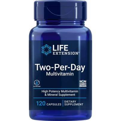 Life Extension Two Per Day - Life Extension