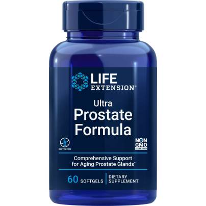 Ultra Natural Prostate - Life Extension