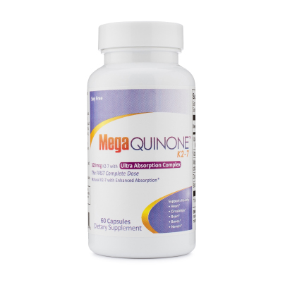 MegaQuinone K2-7 product image