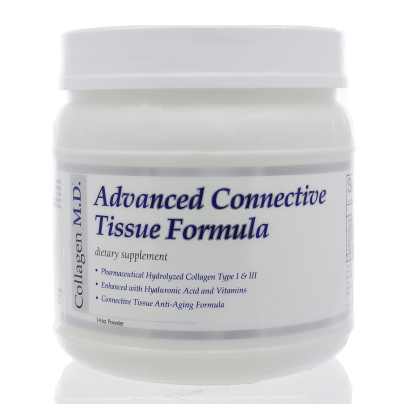 Advanced Connective Tissue Formula Dietary Supplement - Collagen M.D.
