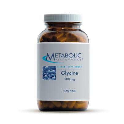 Glycine 500mg product image