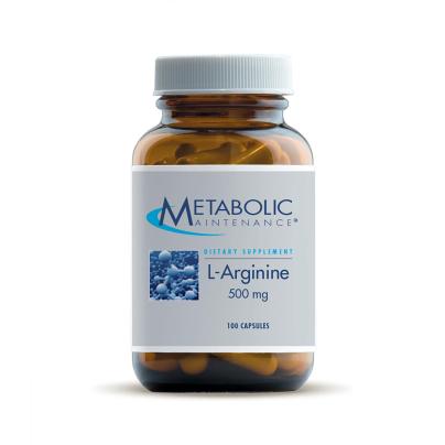 L-Arginine 500mg product image