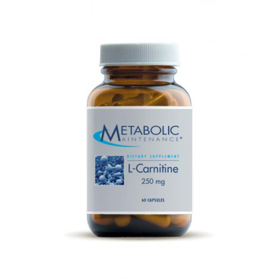 L-Carnitine 250mg product image