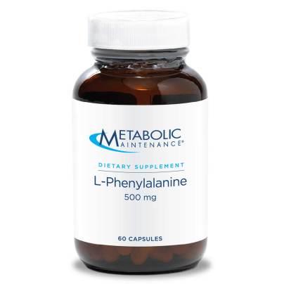 L-Phenylalanine 500mg product image