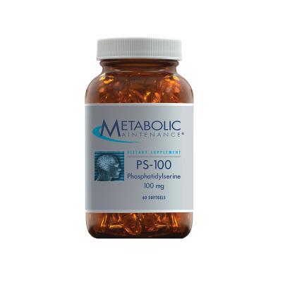PS-100 [Phosphatidylserine] 100mg product image