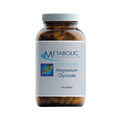 Magnesium Glycinate - Metabolic Maintenance