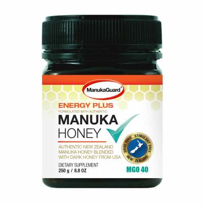 Manuka Honey Energy Blend - ManukaGuard