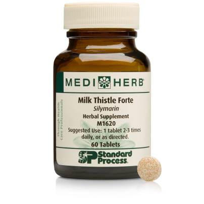 Milk Thistle Forte product image