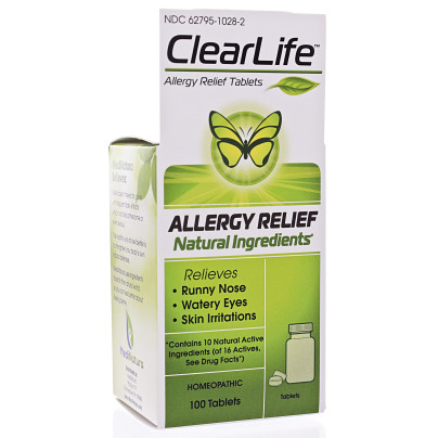 ClearLife Allergy - MediNatura
