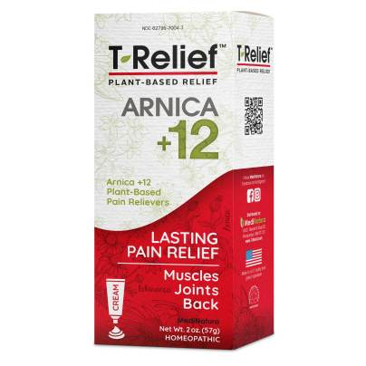 T-Relief Pain Ointment - MediNatura