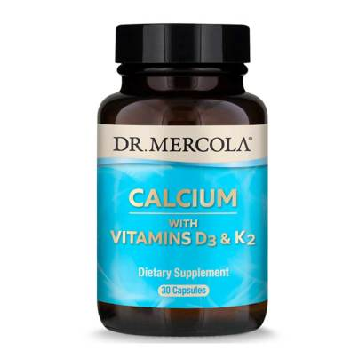 Calcium with Vitamins D and K2 product image