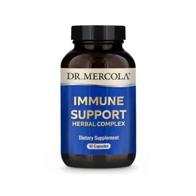 Immune Support Herbal Complex, Dr  Mercola Premium Products