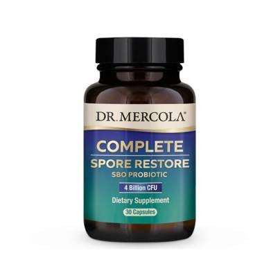 Complete Spore Restore product image