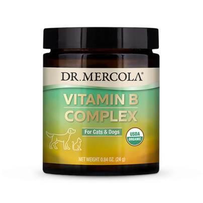 Pet Vitamin B Complex - Dr. Mercola Premium Products