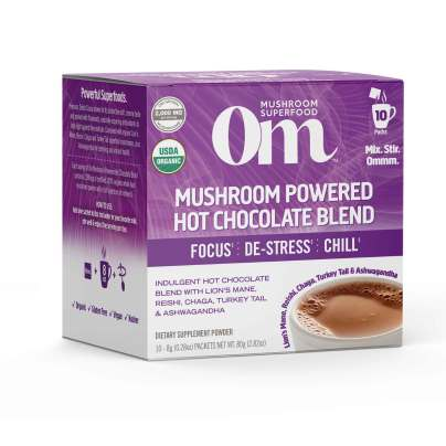 Mushroom Powered Hot Chocolate product image