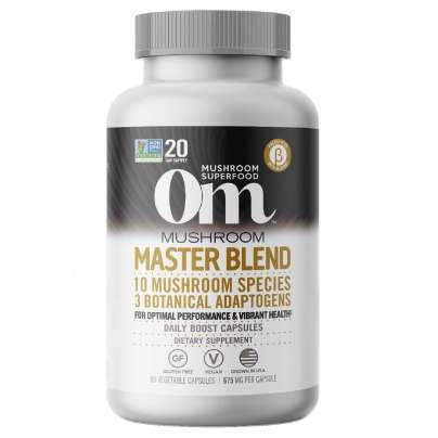 Mushroom Master Blend Capsule product image