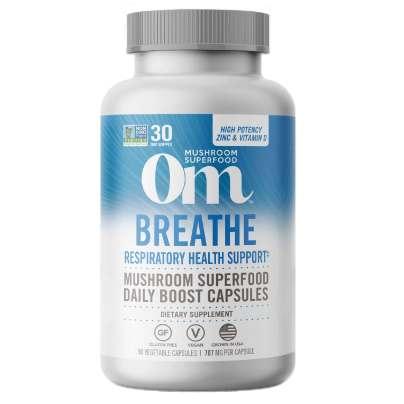 Breathe Mushroom Capsule product image