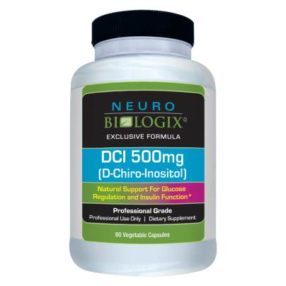 DCI 500mg (D-Chiro-Inositol) product image