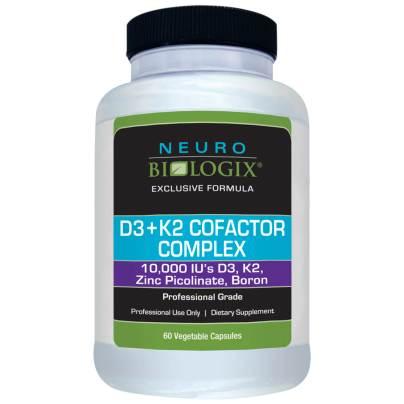 Vitamin D3+K2 Cofactor Complex product image