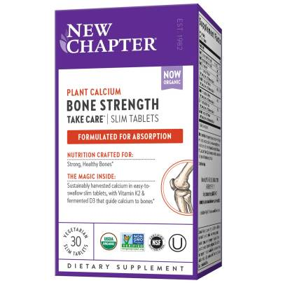 Bone Strength Take Care - New Chapter