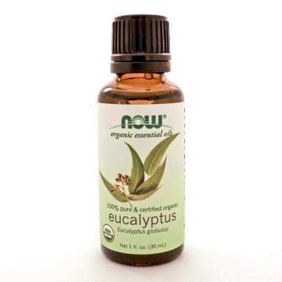 Organic Eucalyptus Oil product image