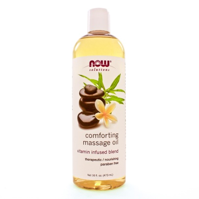 Comforting Massage Oil - NOW/Personal Care