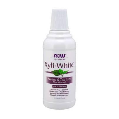 Xyliwhite Neem & Tea Tree Mouthwash product image