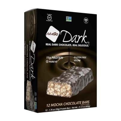 NuGo Dark - Mocha Chocolate - NuGo Nutrition