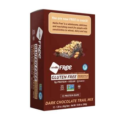 NuGo Free - Gluten Free Dark Choc. Trail Mix product image