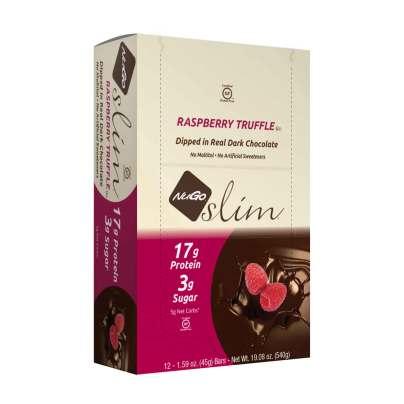 NuGo Slim - Raspberry Truffle product image