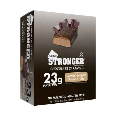 NuGo STRONGER - Real Dark Chocolate product image