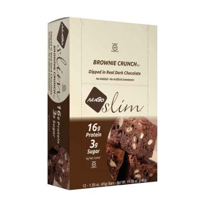 NuGo Slim - Brownie Crunch product image