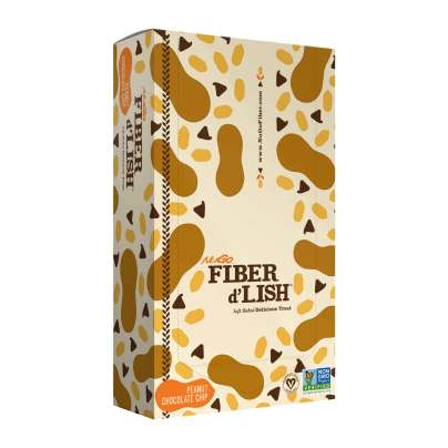 Fiber d Lish Peanut Chocolate Chip Bar product image