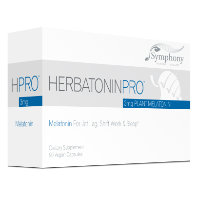 HERBATONINPRO 3mg - Symphony Natural Health